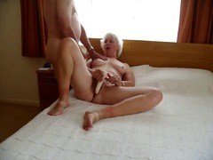 Xhamster - Grandpa & grandma still get their freak on
