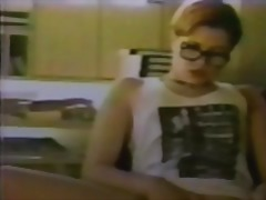 Sexy Girl With Glasses... video
