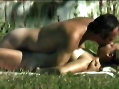 See: Mature couple in the Park