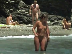 Thumb: Nude Beach Beauties Pt...