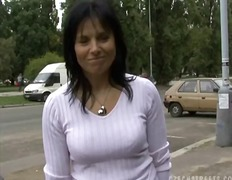 Xhamster Movie:CZECH STREETS - LENKA