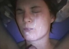 facials, amateur, pov,