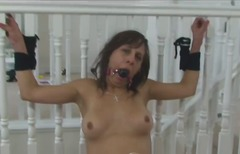 Xhamster - Slut Tied Up and made ...