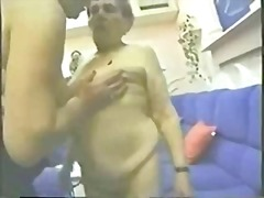 Xhamster Movie:Great amateur video of old les...