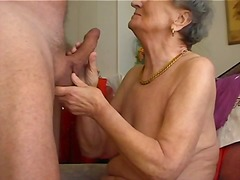 Xhamster - Granny likes to play t...