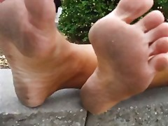 Xhamster - Donna's Filthy Feet