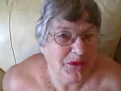 Old granny loves to suck y... - 03:10