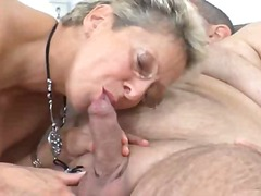 Thumb: German mature Angie 52y