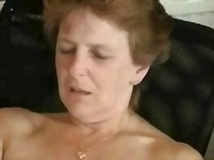 Cute old wife masturbating - 02:17