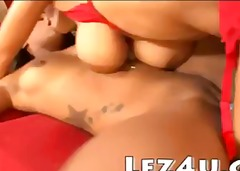 toy, ebony, big tits, natural, oral,