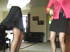 Sara Jiving with Jade 2