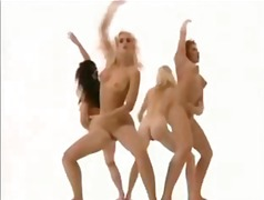 Naked Aerobics by snahbrandy