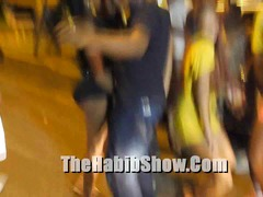 Dominican Republic Booty Shakin Contest