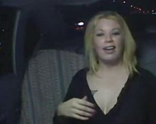Nice taxi ride video