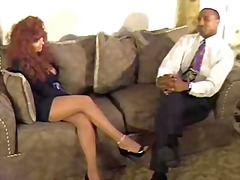 Redhead Milf gets fuck... video