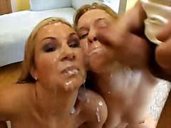 Two Horny Girls Get a ... video
