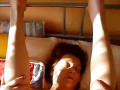 Morning mature anal