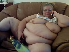 Thumb: Phone sex on a cam site