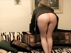 Playing in Pantyhose Kat video