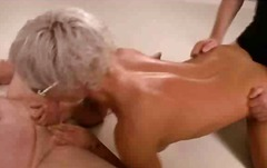 Xhamster Movie:Hot amateur gangbang in german...