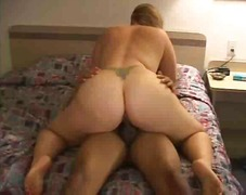 Slut Wife Gets Creampi... video
