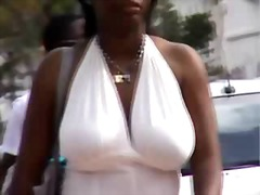 Xhamster - Busty back girl walkin...