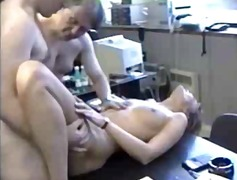 Clerks fucked by Frenc... video