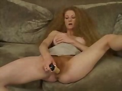 Xhamster - Hairy red is beautiful 2