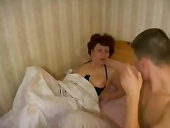 Boy fucks Mature Mom video