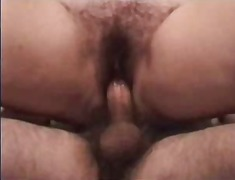 Xhamster Movie:Hairy Pussy slow ride riding p...