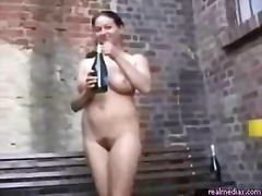 FUCKING HERSELF WITH A...