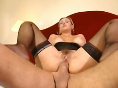 anal, stockings, foot fetish,