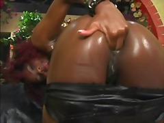 anal, black and ebony, interracial