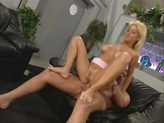 Jill Kelly is a anal w...