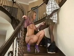 holly wellin, anal, blondes