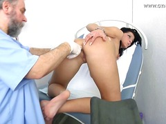 anal, brunettes