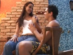 Xhamster Movie:Cute Brazillian Burnette Teen ...