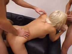 angell summers,  french, anal,
