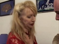 Marie-The french mature video