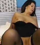 anal, matures, stockings,