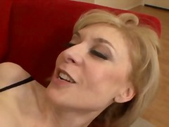 Nina Hartley and her b...