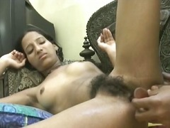 anal, hairy