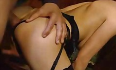 anal, brunettes, stockings,