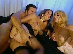 threesomes, stockings, anal,