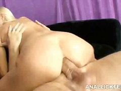 Anal Fucking In Threesome