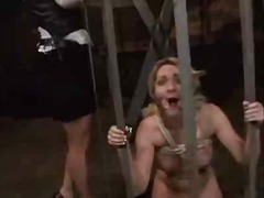 Xhamster Movie:Bound and fucked SMG