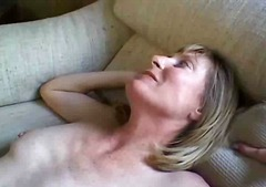 Mature lady analized