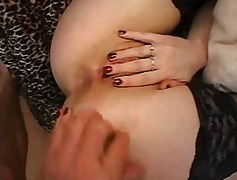 group sex, stockings, threesomes, british, anal