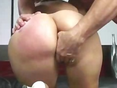 Delilah Strongs Big Ass Anal Fuck