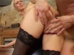 German milf pay the ga...